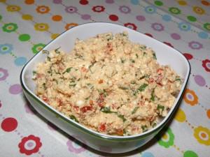 Rucola-Tomaten-Feta