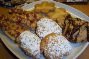 Weihnachtsbäckerei