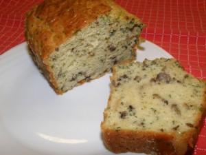 Champignon-Cake