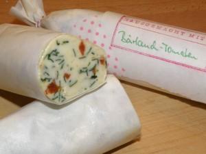 Bärlauch-Tomaten-Butter