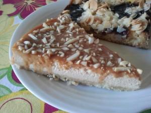 Karamell-Kuchen