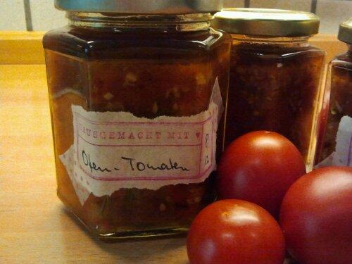 Ofen-Tomaten