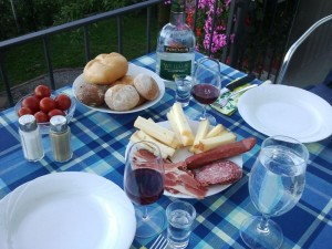 Südtiroler Brotzeit