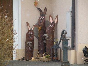Familie Hase