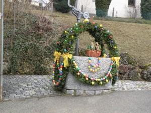 Osterbrunnen Schlaifhausen